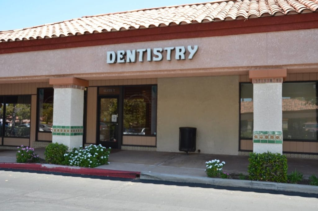 Dr Tuan Pham's dental office