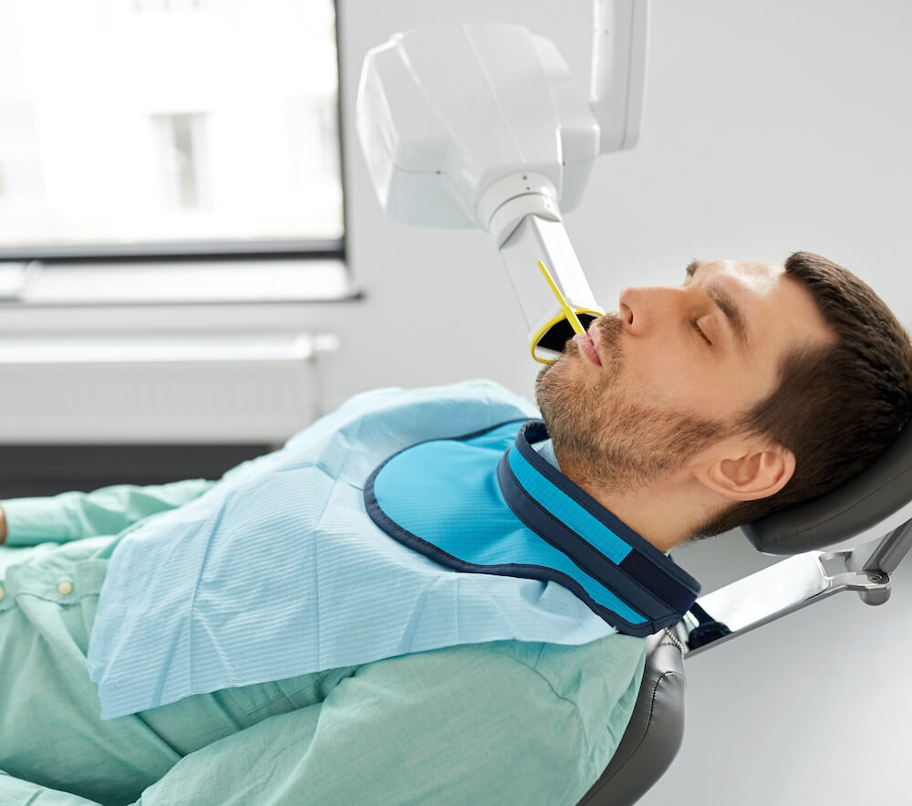 safety with dental X-rays